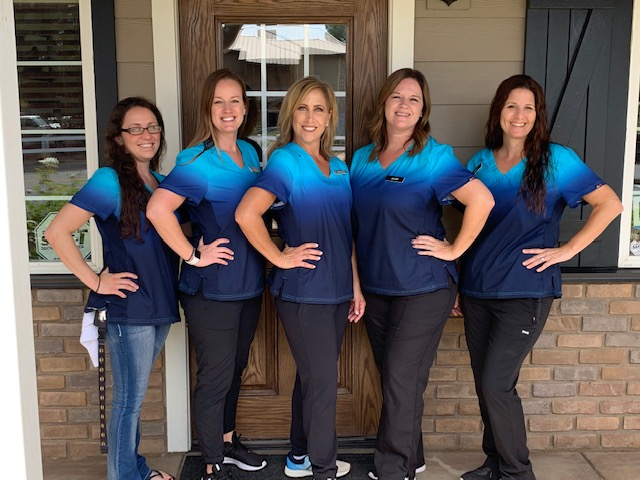 Back Country Chiropractic Team Photo